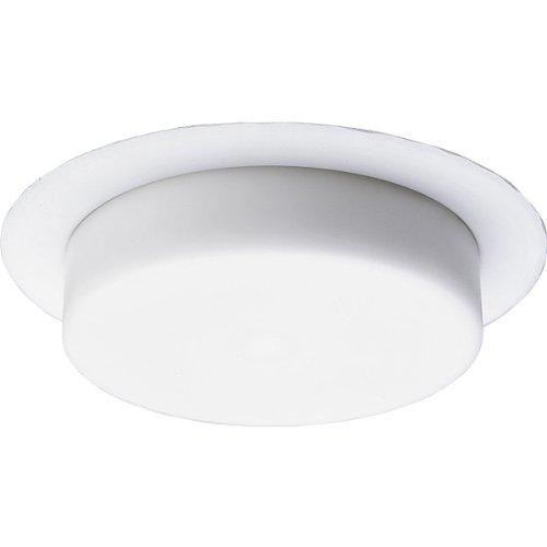 (Progress Lighting P8109-28 5-Inch Shower Light, Bright White)