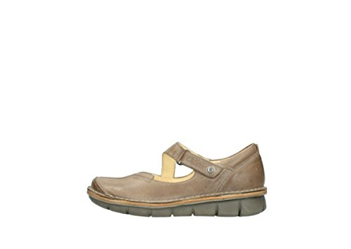 30380 Comfort Neath Mary Leather Janes Sand Wolky vfwxdnIx