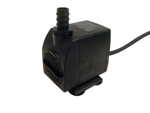 Kerry Pumpe Teichpumpe Wasserspielpumpe bis zu 1200 l/h Liter / Stunde, 21W