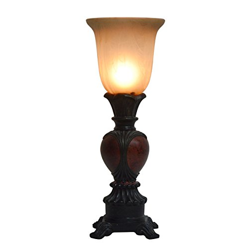Awesome Red And Brown Decorative Uplight