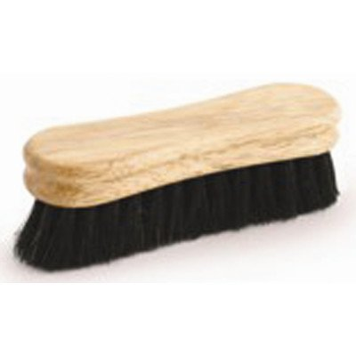Legends Horsehair Face Brush [Set of 2] Color: Green by Desert Equestrian (Image #1)