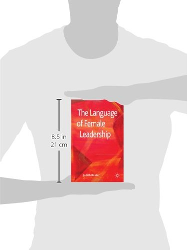The Language of Female Leadership by Palgrave Macmillan