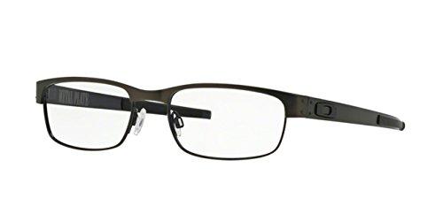 Oakley Metal Plate (53) Eyeglass Frames - Pewter