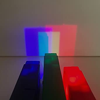 high tech lighting. light blox by laser classroom - three high tech sources material to learn lighting e