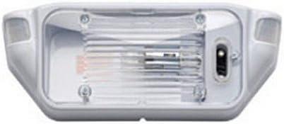 RV Trailer Camper Motion Sensor Porch Light White AP Products 016-SL1000