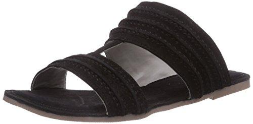 Pantoletten Schwarz Shoes 07 Schwarz 667 100 1 Schwarz 100 nera Damen Marc 22 C8qzwx