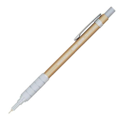 Ohto NBP-507R Promecha Needle Point Ballpoint Pen, Gold