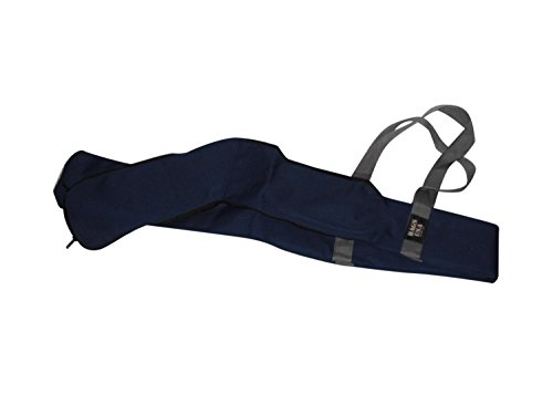 BAGS USA Hockey Stick Bag,Perfect Bag for Goalie and Player Sticks Made in U.s.a. (Navy Blue)