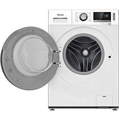 9 kg Waschmaschine 1400 U//Min. Weiß Frontlader HISENSE WFBL 9014 V A+++