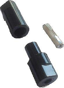 Torpedo Inline Continental Fuse Holder With 16A Fuse Screw Terminals K268 ROBINSON