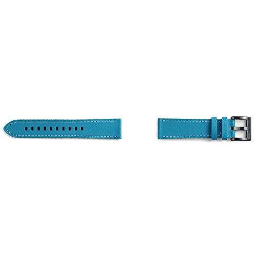 Samsung Electronics GP-R600BREEBAB Gear Sport Classic Leather Band (20mm) - Blue
