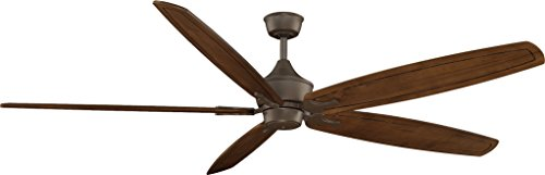 (Fanimation MAD3252OB The Big Island with 60-80-Inch Sweep, Oil-Rubbed Bronze, Motor Only)