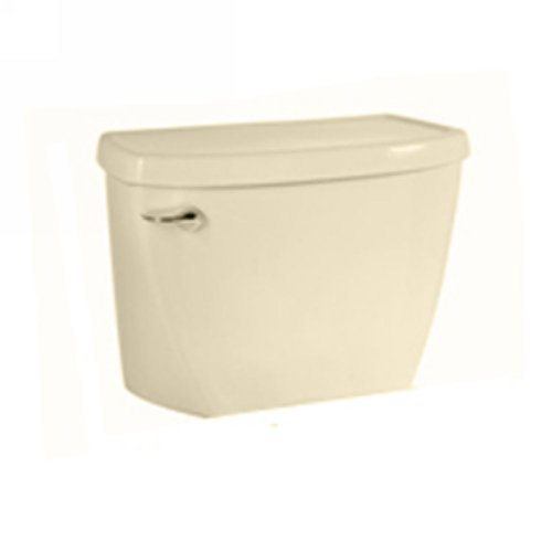 American Standard 4142.016.021 Cadet Right Height Elongated Pressure Assisted Two Piece Toilet, Bone by American Standard