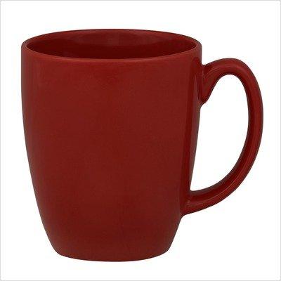 Corelle Livingware 11-Ounce Stoneware Mug, Red