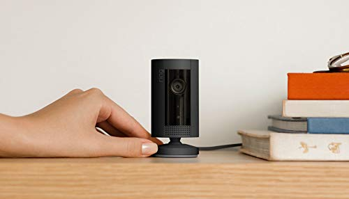 Introducing Ring Indoor Cam, Compact Plug-In HD