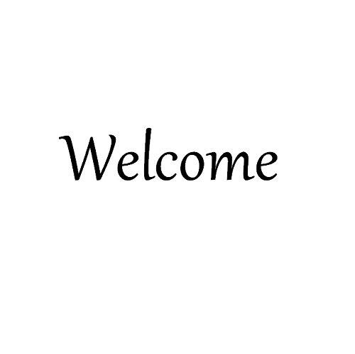 Amazon welcome door vinyl sign welcome home front door welcome door vinyl sign welcome home front door goodbye door decor hello welcome m4hsunfo