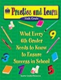 Practice and Learn, 6th Grade, Green and Weis, 1576907236