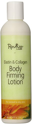 Reviva Labs - élastine et de collagène Lotion raffermissante corps - 8 oz