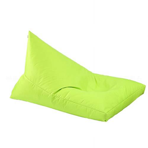 Amazon.com: MLX - Puf con forma de triángulo para sofá y ...