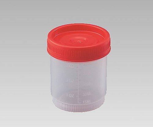 アズワン2-8088-01食品検体容器90mL滅菌済 B07BD2YKGT