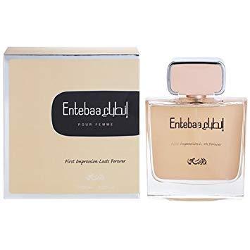 Femme Parfum - Rasasi Entebaa Pour Femme Eau De Parfum for women 3.4 oz