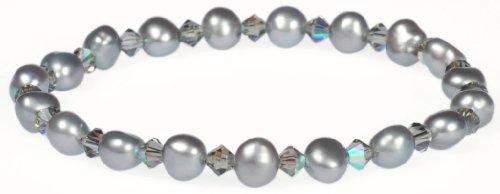 Grey Freshwater Cultured Pearl