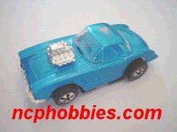 Tyco - TYC15051B - 1960 Corvette (Slot Cars) - Tyco Corvette