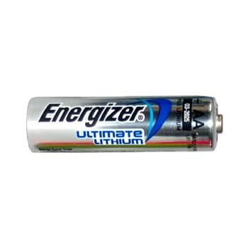Amazon.com: EVEL91 - Energizer Ultimate Lithium L91