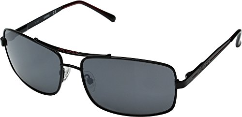 GUESS Unisex GU6710 Black One - Deal Sunglass Websites