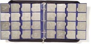 EZ2PK-01 16-Pocket EZ-Store Die Sheets (2 per package) (Ez Store Die Sheets)
