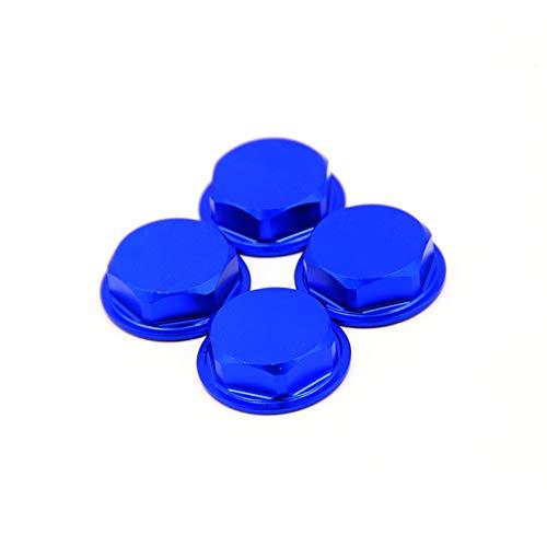 - FLMLF Wheel Nut Blue for 1/5 RC Hpi Baja 5B 5T 5SC Rovan King Motor redcat car TOP Speed RC World