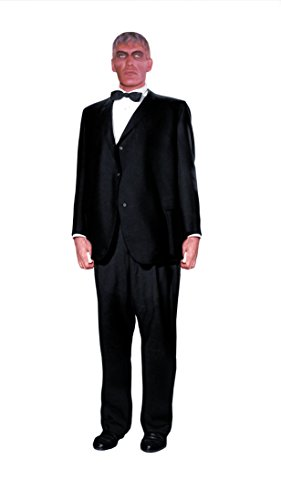 TED CASSIDY LURCH THE ADDAMS FAMILY BUTLER LIFESIZE CARDBOARD STANDUP STANDEE CUTOUT POSTER FIGURE -