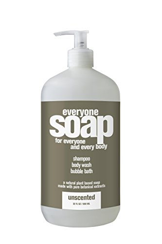 Everyone Bath Soap Unscented Ounce product image