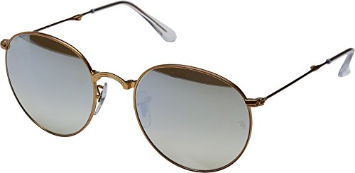 Ray-Ban-Unisex-0RB3532-Round-Metal-Folding-53mm