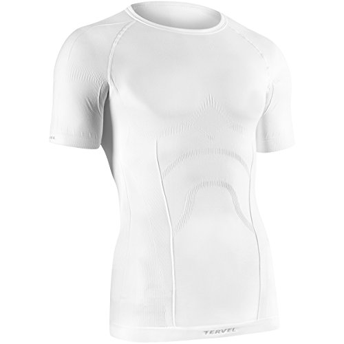 Tervel Comfortline Herren Hemd Kurzarm Weiß