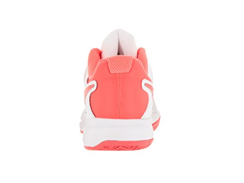 Mango atomic Women's White Vapor Blanco Air WMNS Advantage NIKE Bright Pink Tennis vqfzAx