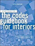 img - for The Codes Guidebook for Interiors, Study Guide 5th (fifth) edition book / textbook / text book