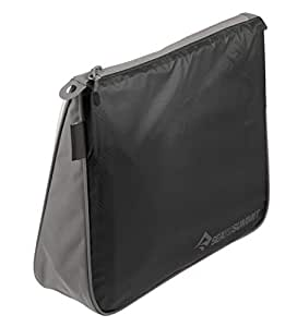Sea To Summit ATLSSPSBK See Pouch, Black/Grey, Small