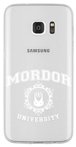 Samsung S7 Caso por licaso® para el patrón de Samsung S7 TPU Fuck Off Rainbow Arco Iris Vestoso de silicona ultra-delgada proteger su Samsung S7 es elegante y cubierta regalo de coches Mordor University