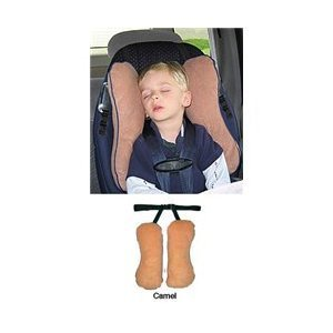 Amazon.com : ToddlerCoddler Toddler Head Support System in Camel ...
