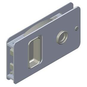 MF-02-110-24, Southco, Flush and ProFlush Sliding Door Latches
