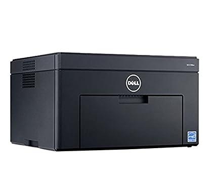amazon com dell c1765nw led printer color 1200 dpi print rh amazon com Dell 3130Cn Color Laser Printer Dell 1130 Printer