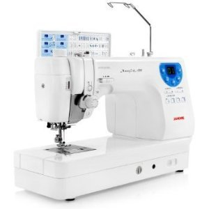 Janome MC-6300P Professional Heavy-Duty Computerized Quilting Sewing...
