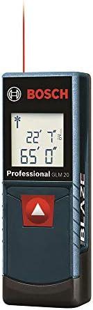 Bosch GLM 20 Blaze 65' Laser Distance Mea