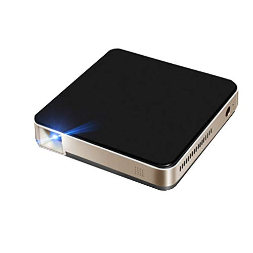 Jack Shop Phone Remote (U|R Home Projector Mini Portable Projector, led 1080P HD Projection,WiFi Connection, Suitable for Family/Cinema/Party)