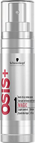 Schwarzkopf OSIS Magic Anti-Frizz Gloss Serum 1.7 oz Anti Frizz Shine Serum
