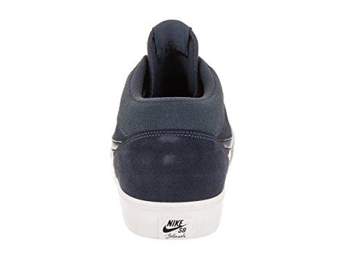 II Skateboard Whit Mid SB Black Scarpe Portmore Blu Uomo Summit Nike da 400 Solar Thunder Blue AEw01Rq