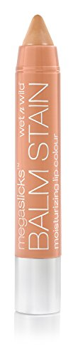 Wet & Wild Mega Slick Balm Stain Nudist Colony, 0.6 Ounce