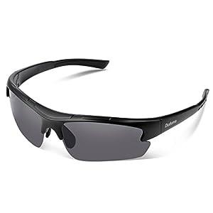 Polarized Designer Fashion Sports Sunglasses for Baseball Cycling Fishing Golf Tr62 Superlight Frame