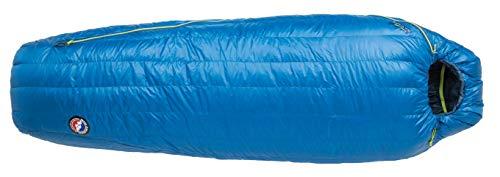 Big Agnes Mystic UL 15 (850 DownTek) Sleeping Bag, Regular, Right Zip, Blue